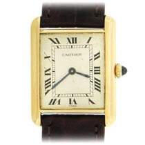 Cartier Tank Louis Cartier Yellow gold United States of America, New York, New York