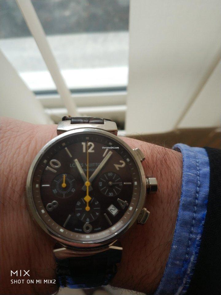 4802beb5edc3f Comprar relógios Louis Vuitton