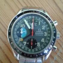 Omega 3520.53.00 Stahl 1998 Speedmaster Day Date 39mm gebraucht