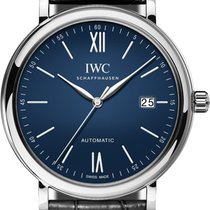 IWC Portofino Automatic Steel 40mm Blue Roman numerals United States of America, Florida, Hollywood