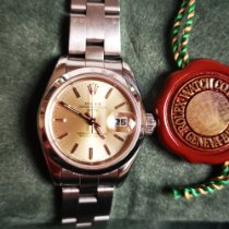 Rolex 69160 Acero 1994 Oyster Perpetual Lady Date 26mm usados España, MADRID