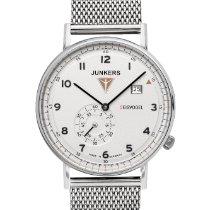Junkers Eisvogel F13 Stål 40mm Sølv Arabisk