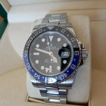 Rolex GMT-Master II Steel 40mm Black Australia, Sydney