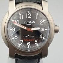 Locman Titanium 45mm Automatic 011, locman new