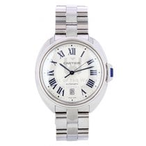 Cartier Zeljezo 40mm Automatika WSCL0007 nov