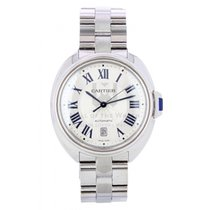 Cartier Stål 40mm Automatisk WSCL0007 ny