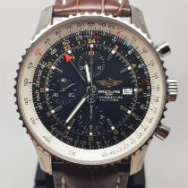 Breitling Navitimer World A2432212.B726.441X pre-owned