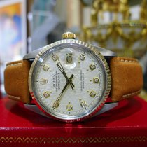 Rolex Datejust Gold/Steel 36mm United States of America, California, West Hollywood