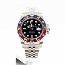 Rolex 126710BLRO Steel 2020 GMT-Master II 40mm new