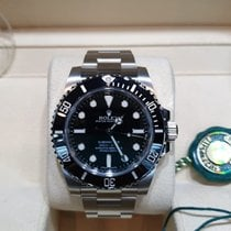 Rolex Submariner (No Date) Steel 40mm Black No numerals