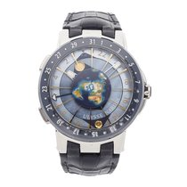 Ulysse Nardin Moonstruck Platinum 46mm Blue No numerals United States of America, Pennsylvania, Bala Cynwyd