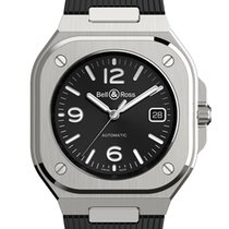 Bell & Ross Steel 40mm Automatic BR05A-BL-ST/SRB new United States of America, Florida, Miami