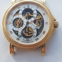 Paul Picot Or rose 42mm Remontage automatique 3390 RG 7204 nouveau France, Golfe Juan