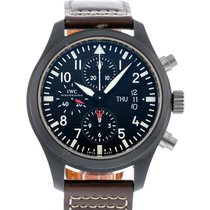 IWC Pilot Chronograph Top Gun IW3789-01 pre-owned