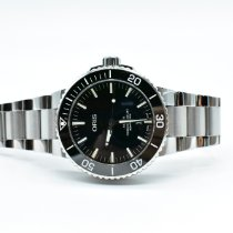 Oris Aquis Date new 2019 Automatic Watch with original box and original papers 01 733 7730 4134-07 8 24 05PEB