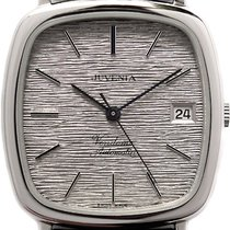 Juvenia Steel 40mm Automatic 9163 ER new