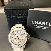 Chanel Ceramic 38mm Automatic H0970 pre-owned