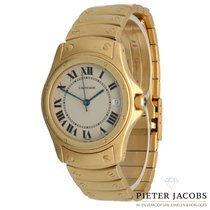 Cartier Yellow gold 33mm Automatic 1900 1 pre-owned