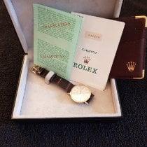 Rolex Cellini Oro amarillo 32mm Champán Sin cifras España, barcelona