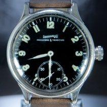 Eberhard & Co. Acier 43mm Remontage manuel 21120 CP occasion