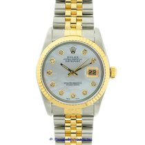 Rolex Lady-Datejust 68273 tweedehands