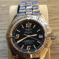 Breitling Colt Oceane Steel 33mm Black Arabic numerals