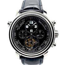 Blancpain pre-owned Automatic 38mm Black Sapphire crystal 10 ATM
