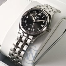 IWC Pilot's Watch Automatic 36 Steel 36mm Grey Arabic numerals United States of America, New York, New York