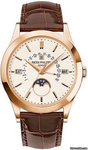 Patek Philippe Perpetual Calendar 5496R-001 2015 nieuw