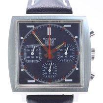 Heuer Часы подержанные 1969 Сталь Механические Только часы
