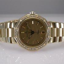Baume & Mercier Riviera 53212.950 18k Yellow Gold Diamond...
