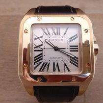 カルティエ (Cartier) - Cartier Santos 100 XL - 2792 - Men - 2000-2010
