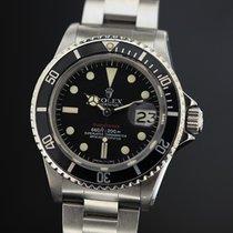 Rolex Submariner Date 1680 Red Mkvi