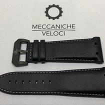Meccaniche Veloci Зап.части/Детали новые Телячья кожа Черный