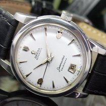 Omega Steel Automatic 2757 5SC pre-owned