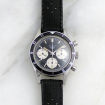 Heuer Acero 38mm Cuerda manual 2446H usados