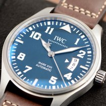IWC Pilot Mark new Automatic Watch with original box and original papers IW326506