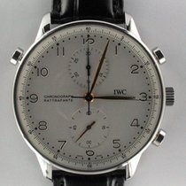 IWC Chronographe 41mm Remontage automatique occasion Portuguese Chronograph