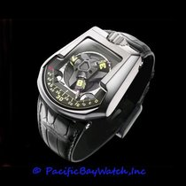 Urwerk White gold 44mm Automatic UR-202 new