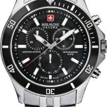 Swiss Military Hanowa Flagship neu Uhr mit Original-Box und Original-Papieren 06-5183.7.04.007