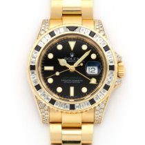 Rolex 116758SANR Yellow gold GMT-Master II