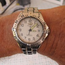 Breitling 38mm Automatic 1999 pre-owned Colt Automatic