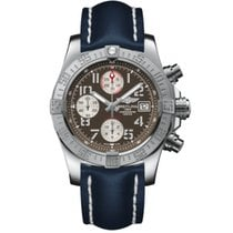 Breitling Avenger II Steel 43mm Arabic numerals