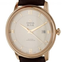 Omega De Ville Prestige 424.53.40.20.02.001 new