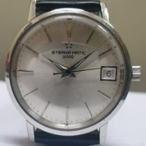 Eterna Steel 35mm Automatic pre-owned India, Mumbai