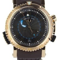 Breguet pre-owned Automatic 45mm Sapphire crystal 10 ATM