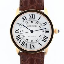 Cartier Ronde Solo de Cartier Rose gold 42mm Silver United States of America, Florida, Miami