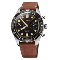 Oris Divers Sixty Five Steel 43mm Black No numerals United States of America, Texas, FRISCO