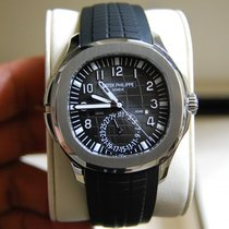 Patek Philippe Aquanaut Travel Time 5164 5164a 001 Patek Philippe