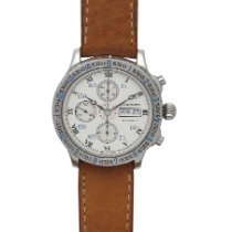 Longines Lindbergh Hour Angle 674.52.32 2008 pre-owned